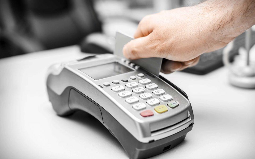 Stora nyheter väntar våra kunder med betalterminaler